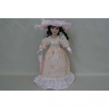 Фарфоровая кукла Samantha