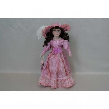 Фарфоровая кукла Natalia