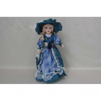 Фарфоровая кукла Isabelle