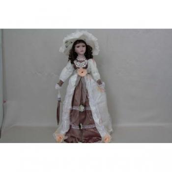 Фарфоровая кукла Anna