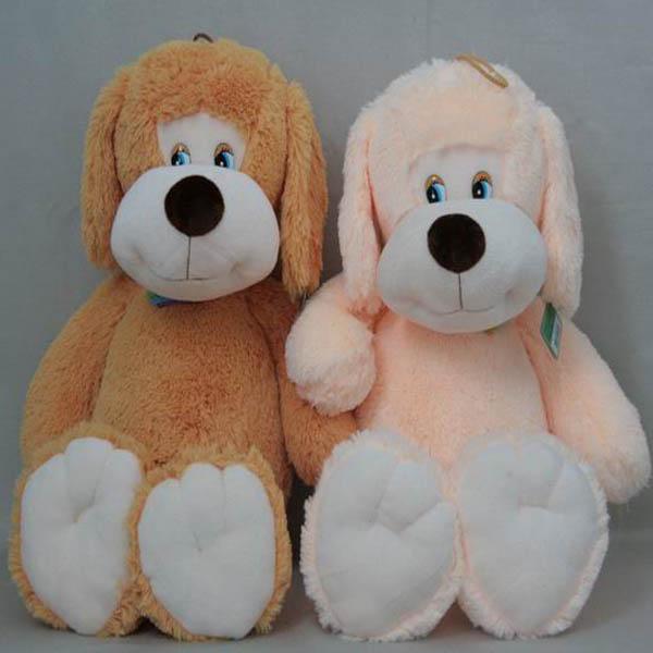 Мягкая игрушка Собачка в шарфе большая арт. 95862