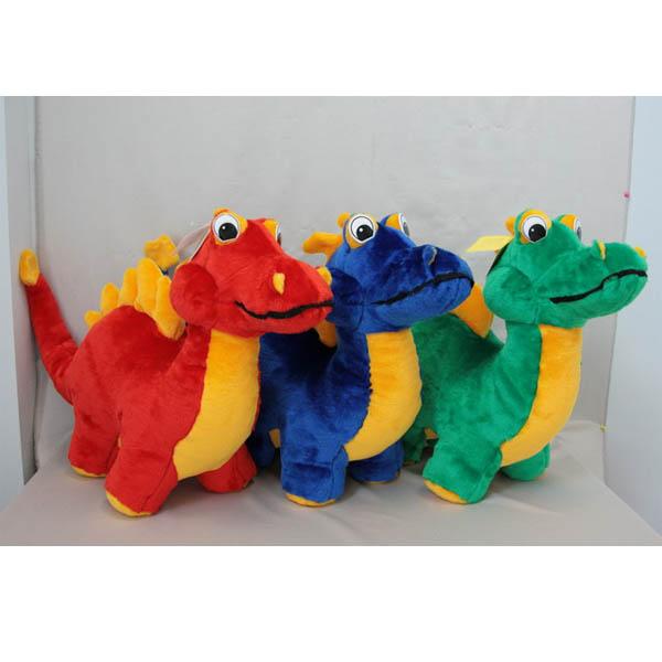 Мягкая игрушка Дракончик арт. 96390