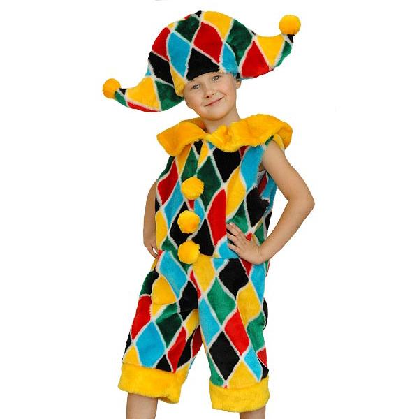 Карнавальный костюм Шут