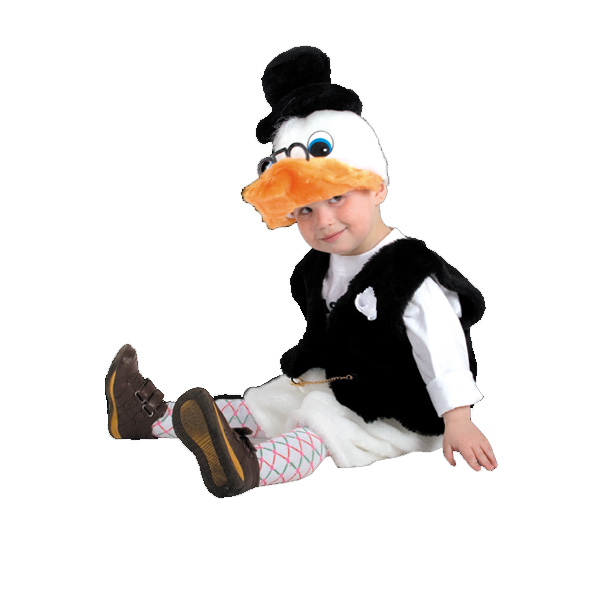 Карнавальный костюм Утёнок в шляпе