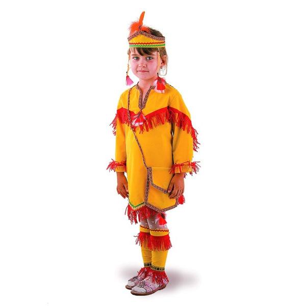 Карнавальный костюм Индеанка