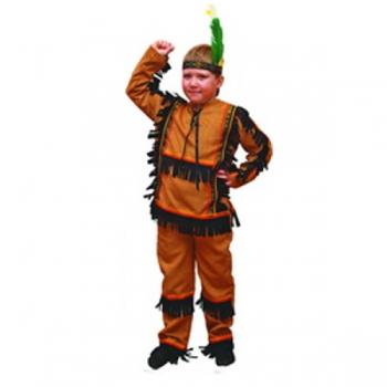 Карнавальный костюм Индеец