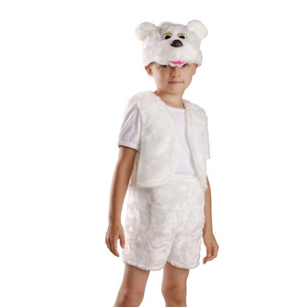 Карнавальный костюм Белый медведь