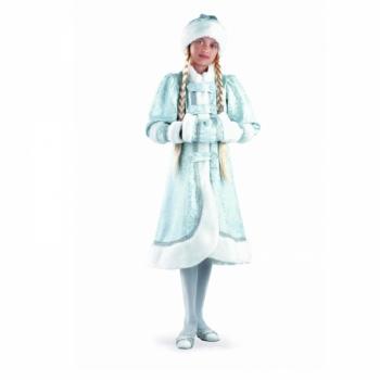 Карнавальный костюм Снегурочка Княжеская