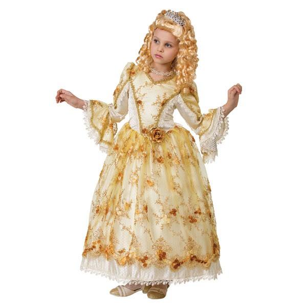Карнавальный костюм Золушка