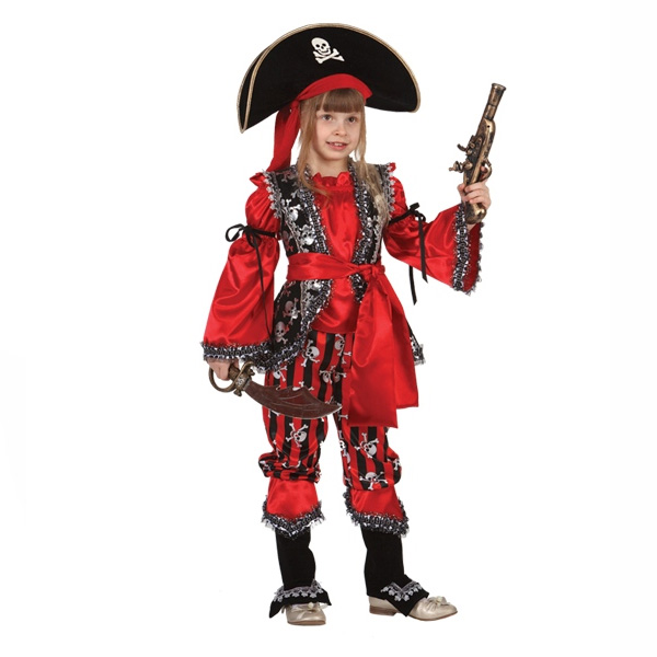 Карнавальный костюм Атаманша