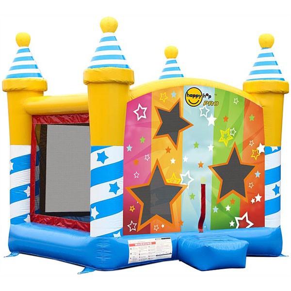 Детский надувной батут Звездный замок 1025