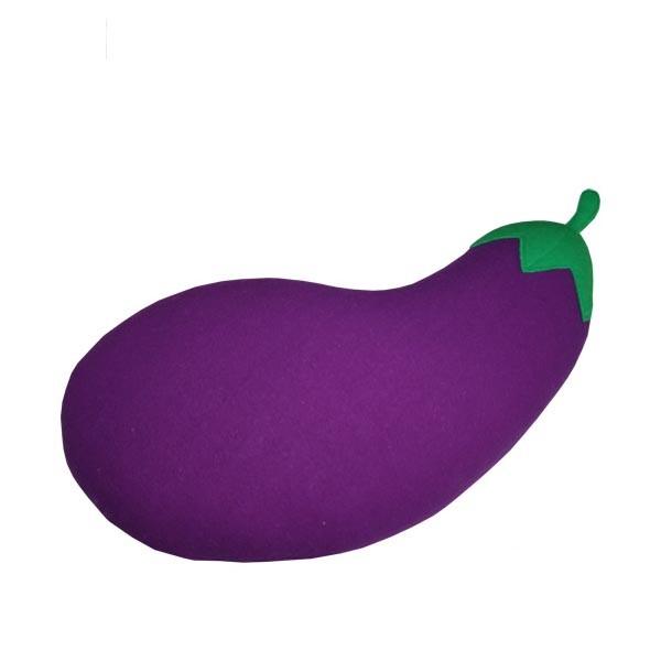 Декоративная подушка Баклажан арт eggplant_v