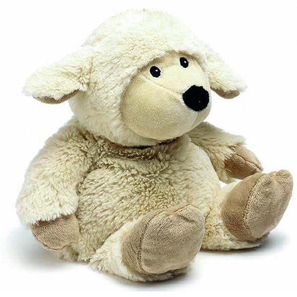 Игрушка грелка Овечка Cozy Plush Junior