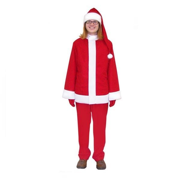 Карнавальный костюм Санта Клаус арт K-1k