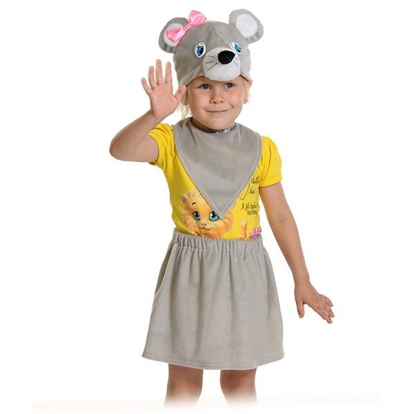 Карнавальный костюм Мышка k01-3028