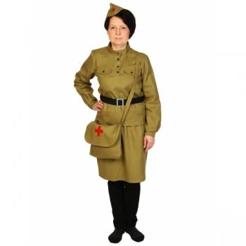 Костюм Медсестра Военная k1085