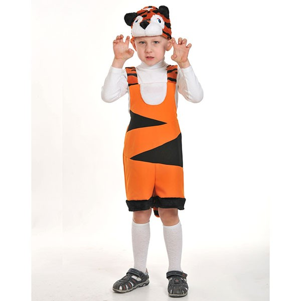 Карнавальный костюм Тигренок k2035