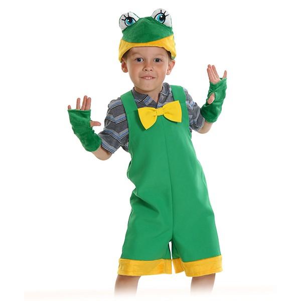 Карнавальный костюм Лягушонок k2075