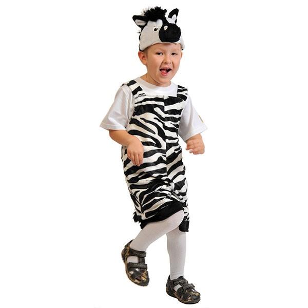 Карнавальный костюм Зебрёнок  k3020