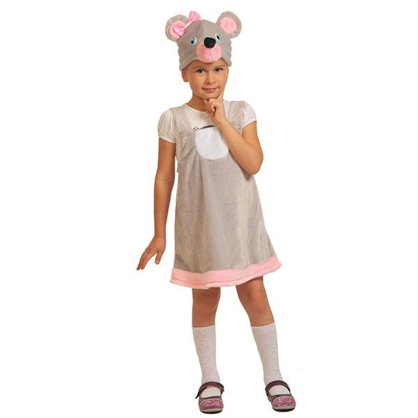 Карнавальный костюм Мышка k3028