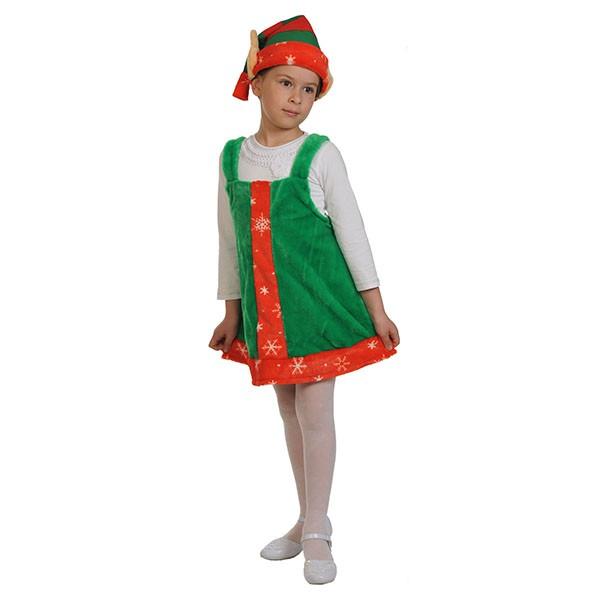 Карнавальный костюм Эльфочка k3047