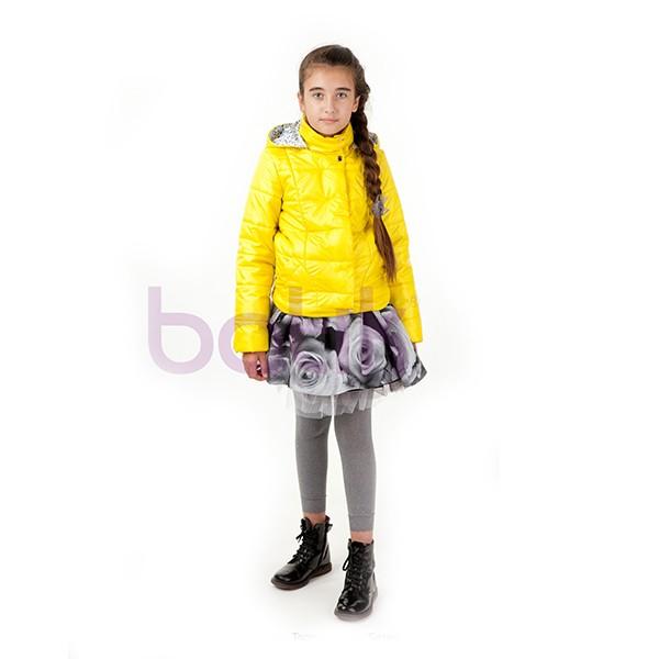 Куртка для девочки Лилит К519-ФГ