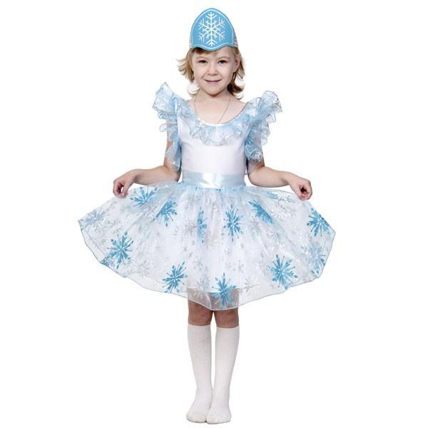 Карнавальный костюм Снежинка k5133