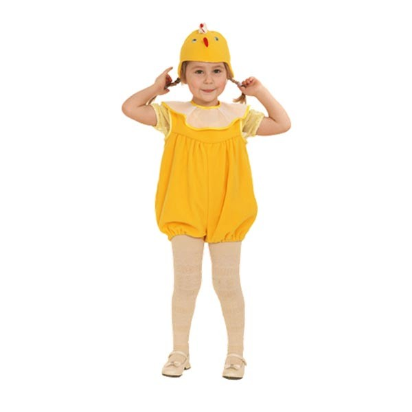 Карнавальный костюм Цыпленок арт  103 045