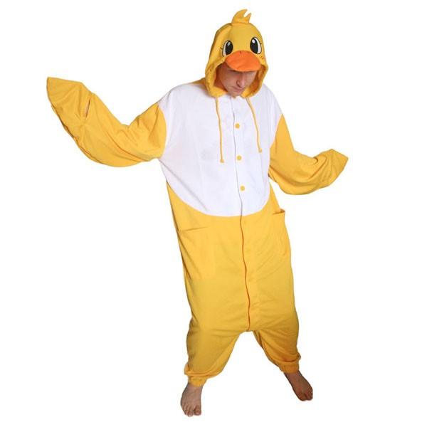 Утка Желтая