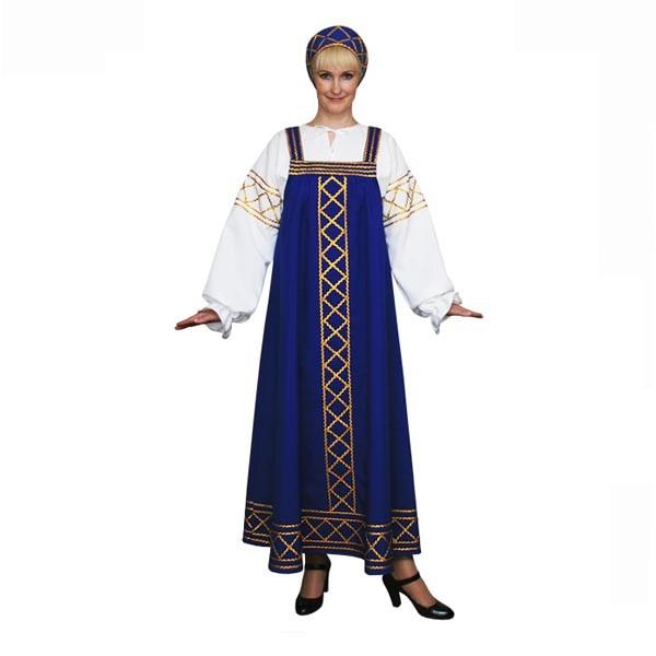 Карнавальный костюм Ольга арт KKVd-3-38s-z