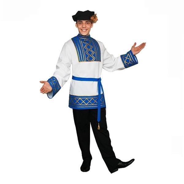 Карнавальный костюм Ярослав арт KKVm-3-48jg-z