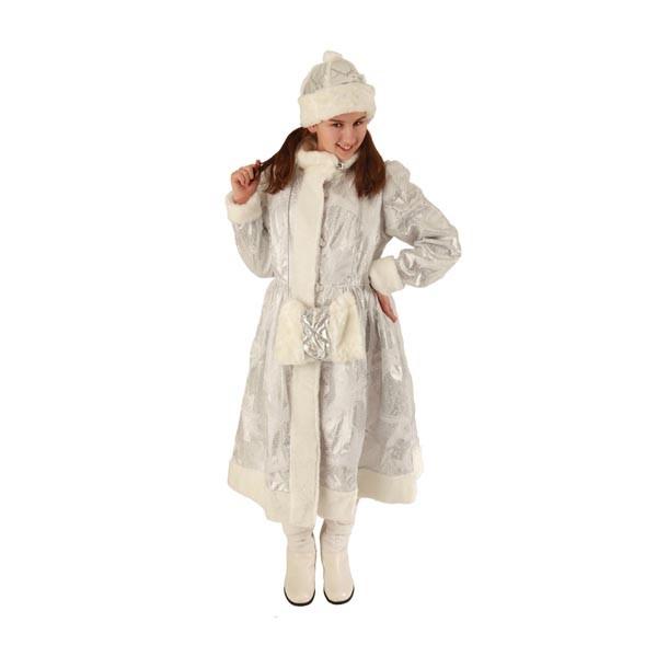Карнавальный костюм Снегурочка внучка арт. 104011164