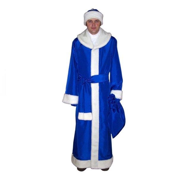 Карнавальный костюм Деда Мороза арт M-101s