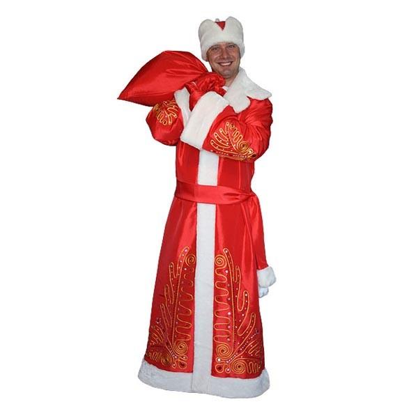 Карнавальный костюм Деда Мороза арт M-148k