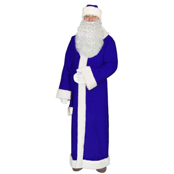 Карнавальный костюм Деда Мороза арт M-8s