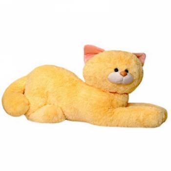 Мягкая игрушка Кошка Маркиза