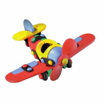 Детский игровой конструктор Самолет малый