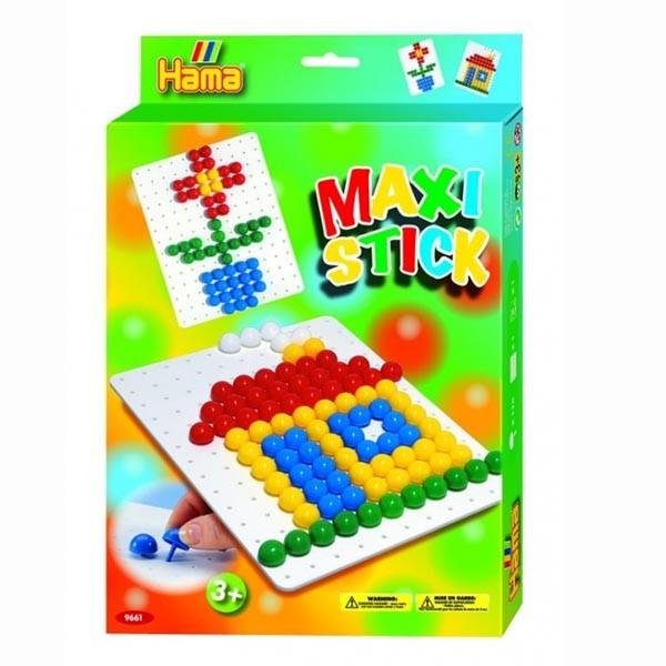 Детская развивающая игра Мозаика «Домик и цветок» арт. 9661