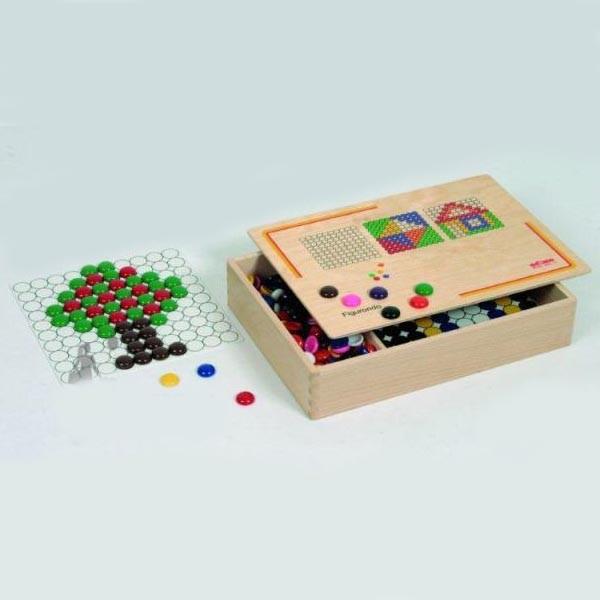 Детская развивающая игра Мозаика «Фигурондо» арт. 522936