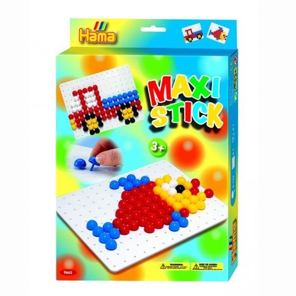 Детская развивающая игра Мозаика «Рыбка и машинка» арт. 9663