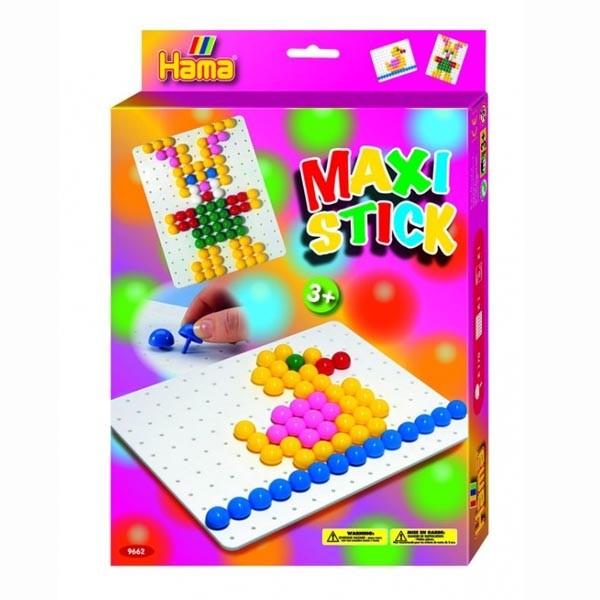 Детская развивающая игра Мозаика «Зайчик и утенок» арт. 9662