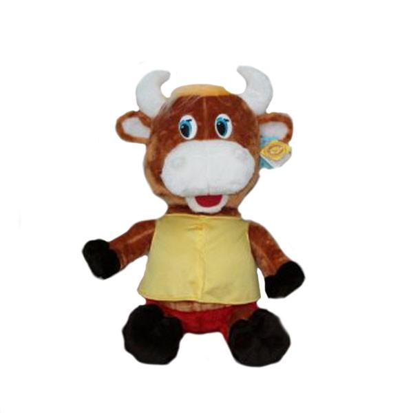 Мягкая игрушка Бычок Тарас