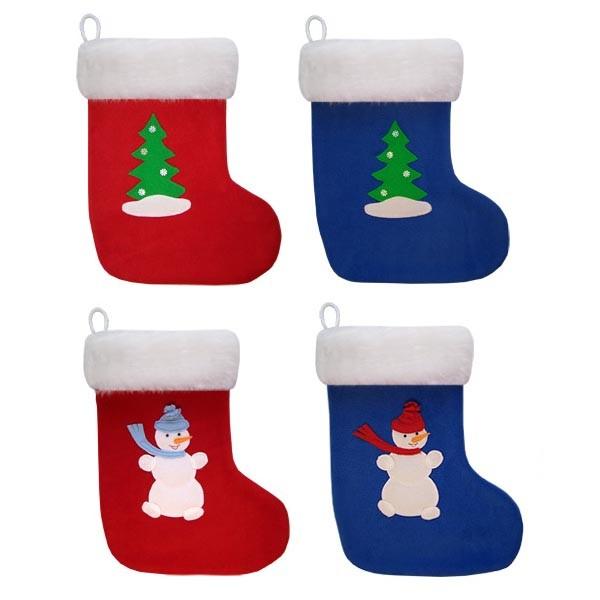 Рождественские носки арт NCH-12ks