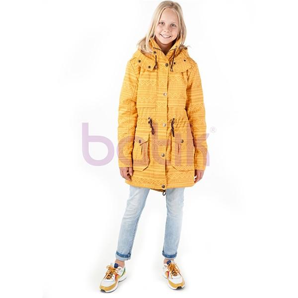 Куртка для девочки Нюся П422-МА