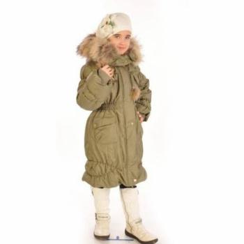 Пальто для девочки Катрин