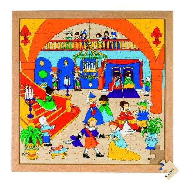 Детская развивающая игра Пазл «Замок» арт. 522814