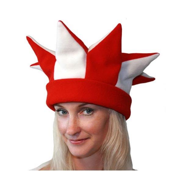 Карнавальная шапка Арлекин арт SHA-1