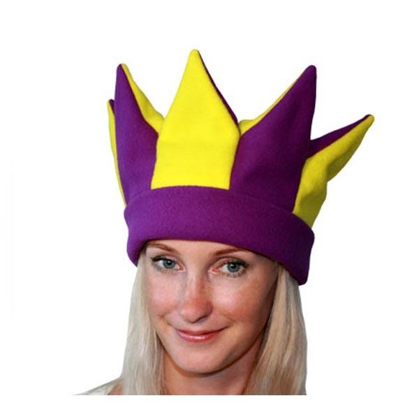 Карнавальная шапка Скомороха арт SHA-6