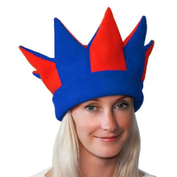 Карнавальная шапка Скомороха арт SHA-7