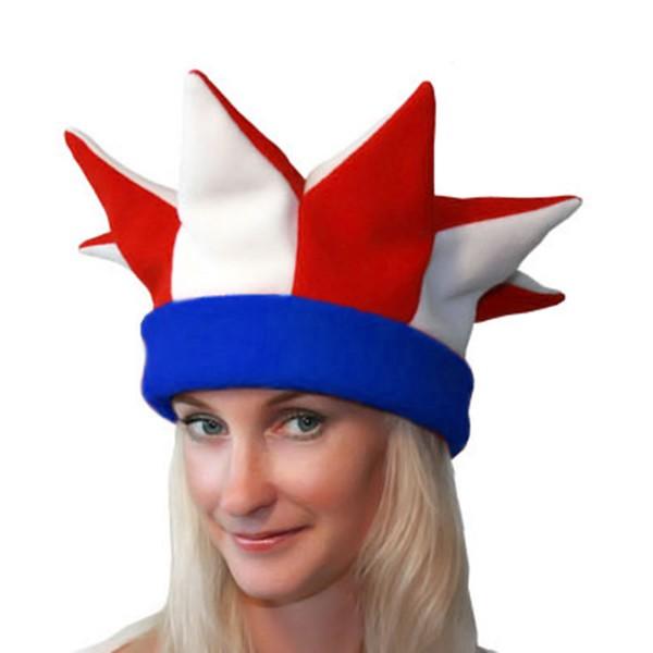 Карнавальная шапка Скомороха арт SHA-9
